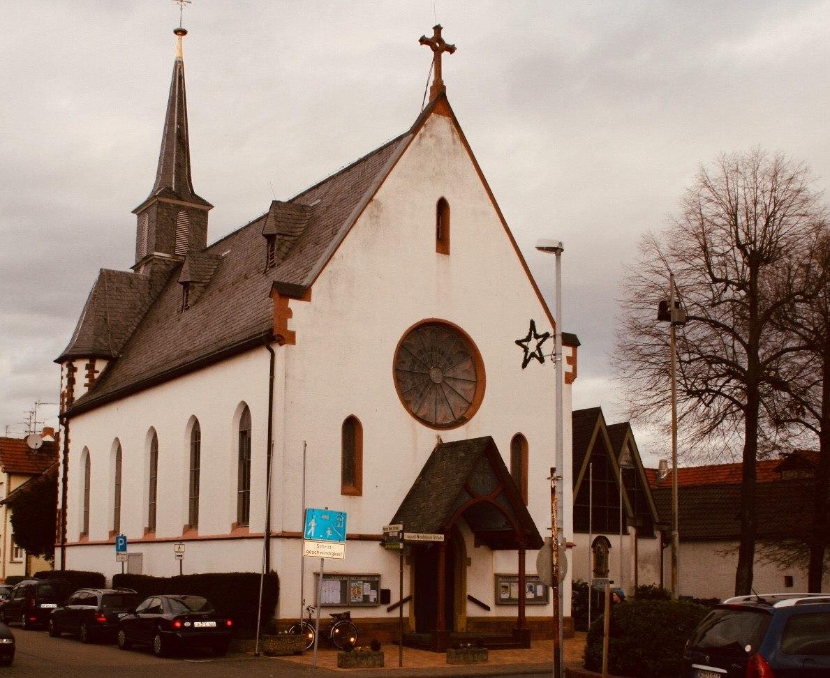 Hainhausen St.Rochus Kath.Kirche