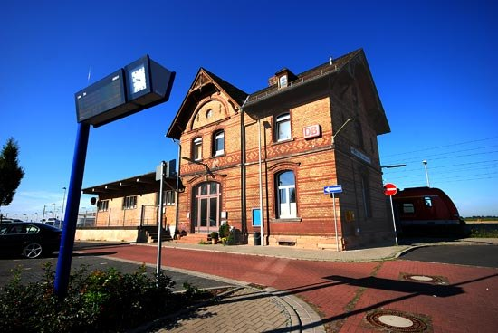Weiskirchen Bahnhof